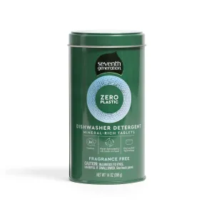 zero waste dishwasher detergent