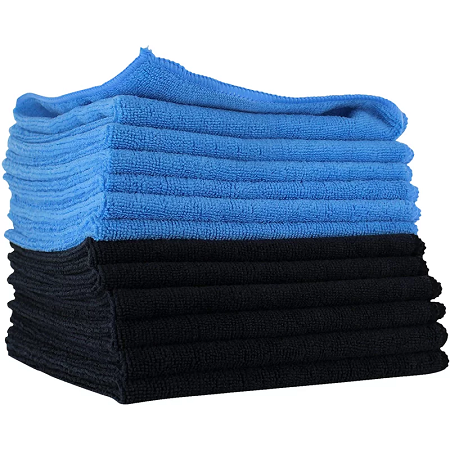List of best reusable rags towels and cleaning cloths for bathroom. Rags for the bathrooms must be multipurpose for ceramic, glass, and wood.