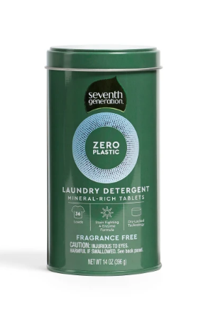 environment friendly laundry detergent