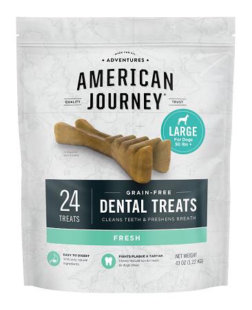 dog dental chews