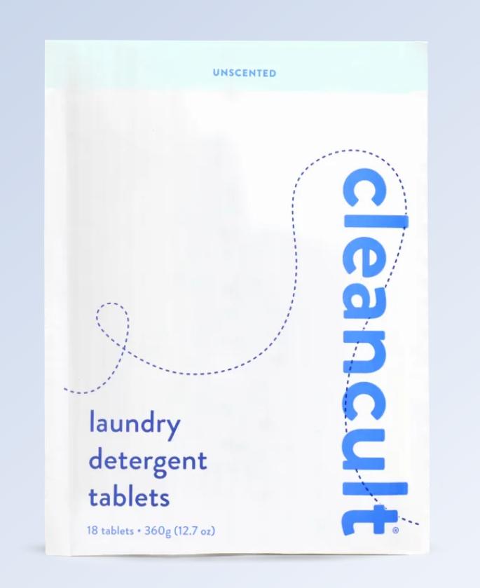 plastic free laundry detergent