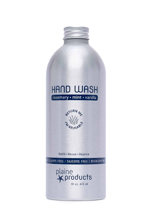 zero waste liquid hand soap