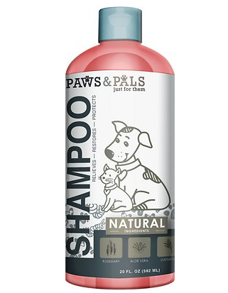 anti itch shampoo for dogs