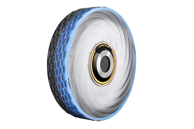 goodyear biodegradable tires