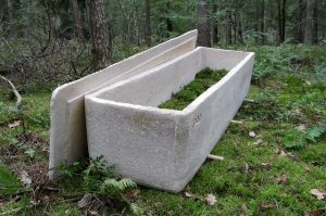 Loop Of Life: A Coffin Made Of Fungus For A Sustainable Burial