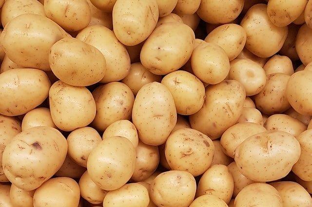 Potato plastic