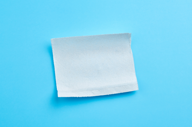 zero waste sustainable plastic free paper towels