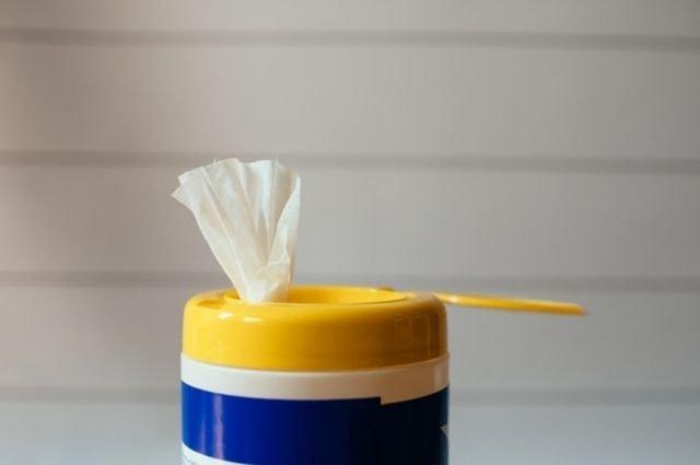 Eco Friendly Flushable Wipes