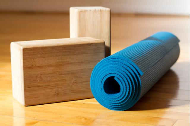 eco friendly yoga blocks