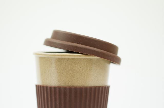 Zero wast travel mug Eco Friendly Coffee Cup