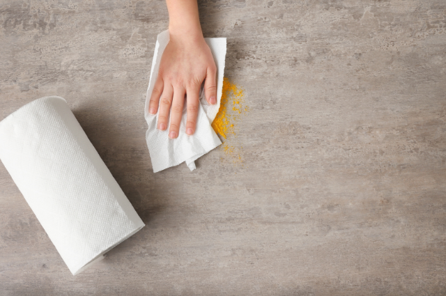 recycled plastic free paper towels