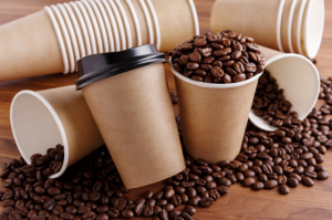 Amazing! This Start-Up Is Turning Coffee Grounds Into Reusable Coffee Cups