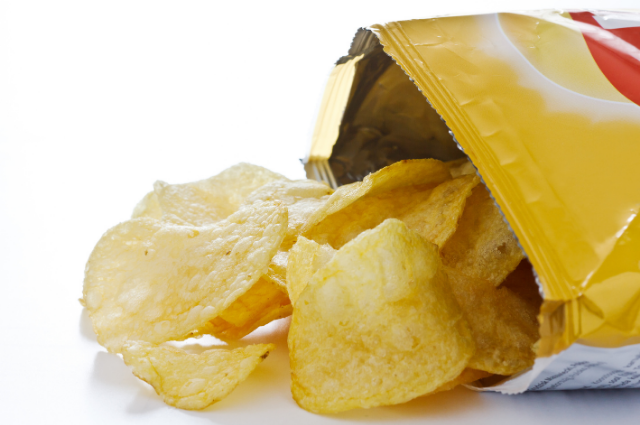 Two farmers plastic free chips