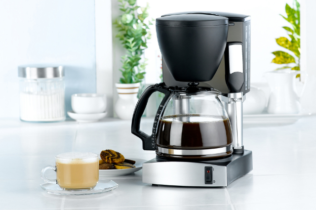 sustainable coffee brew