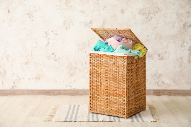 Sustainable Laundry hampers