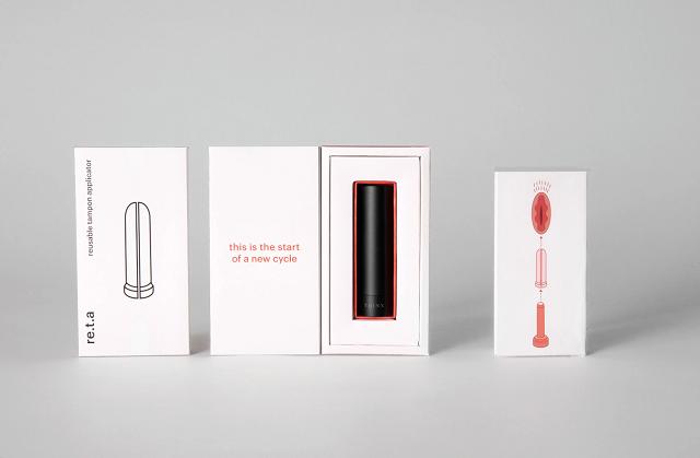 reusable tampon applicators