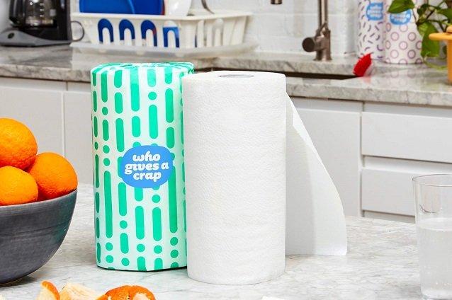 eco friendly paper towels