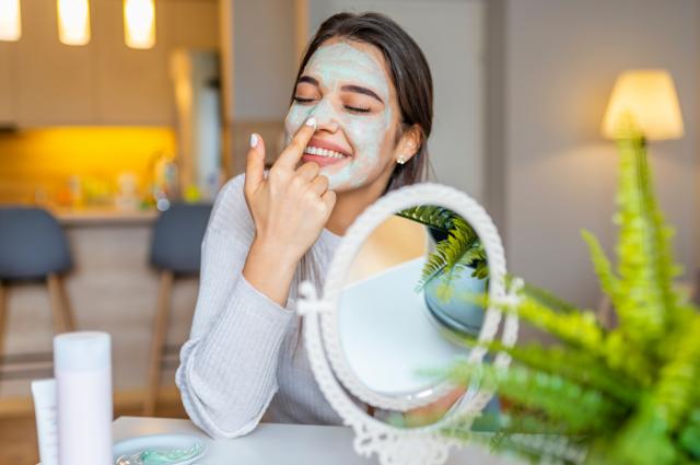 plastic free face mask zero waste face wash